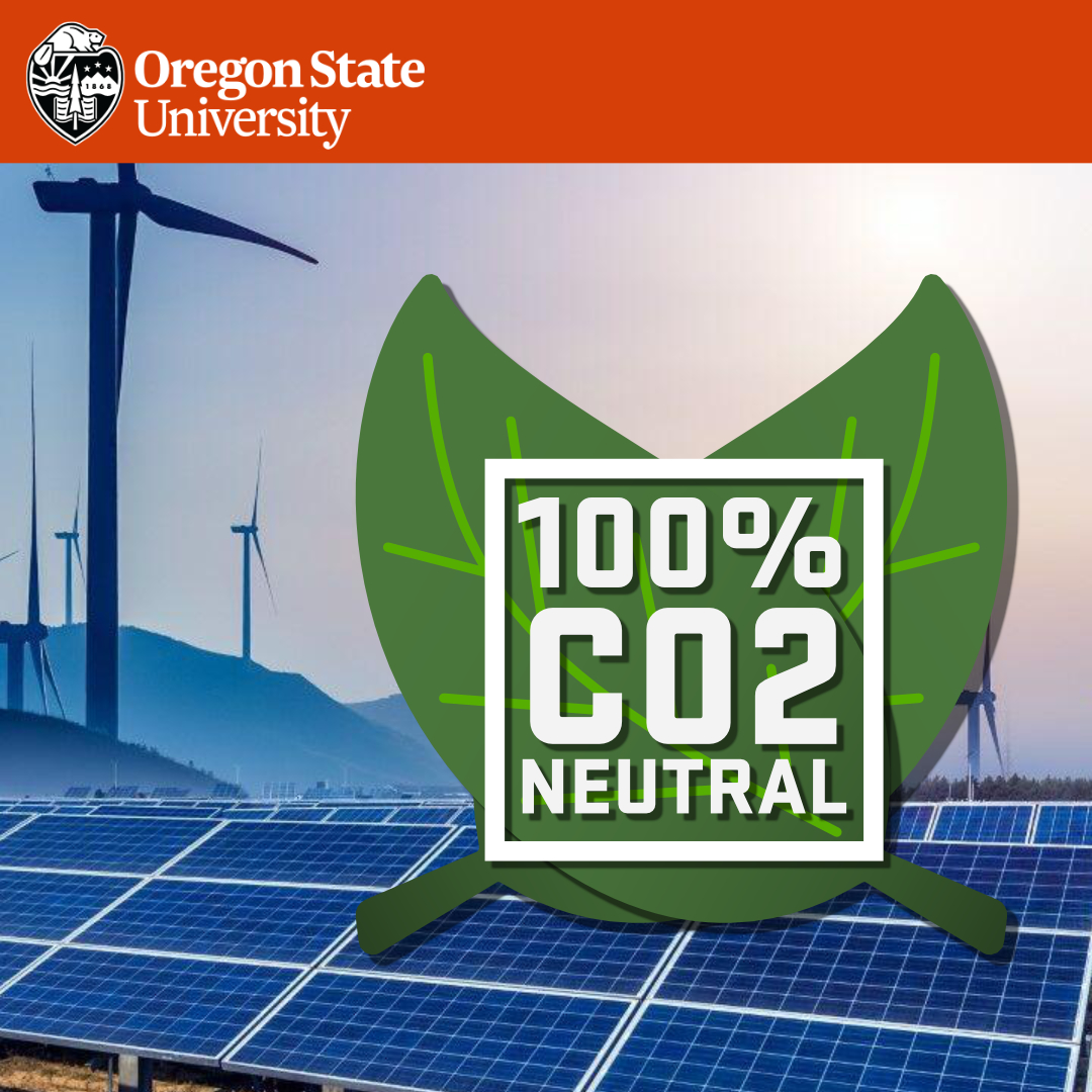 Image for Carbon Neutral OSU
